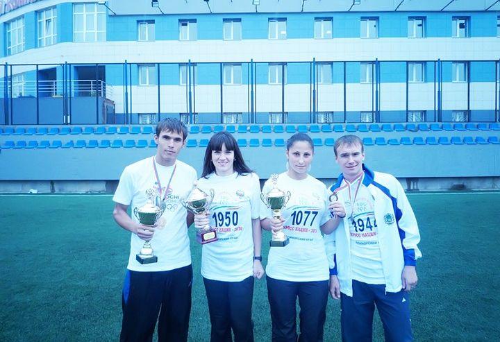 Студенты ВГУЭС - в числе призеров «Кросса наций»