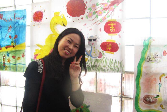 Преподаватели китайского языка знакомят школьников с традициями своей страны
