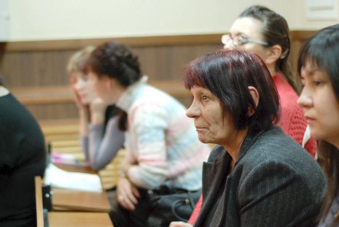 Преподаватели кафедры Публичного права провели семинар для учителей школ