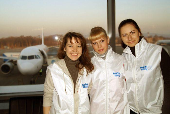 Волонтёры ВГУЭС на Всероссийской зимней Универсиаде