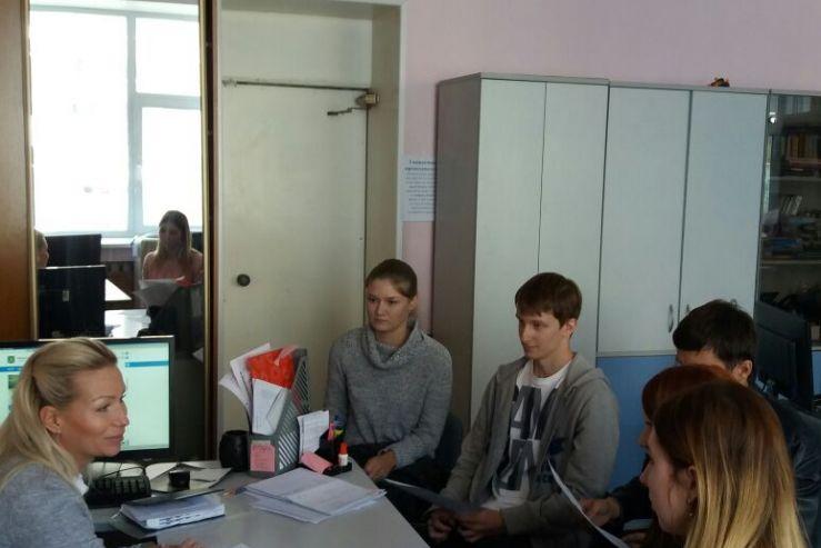Кафедра управления проводит встречи с работодателями в рамках организации практико – интегрированного обучения (ПИО)