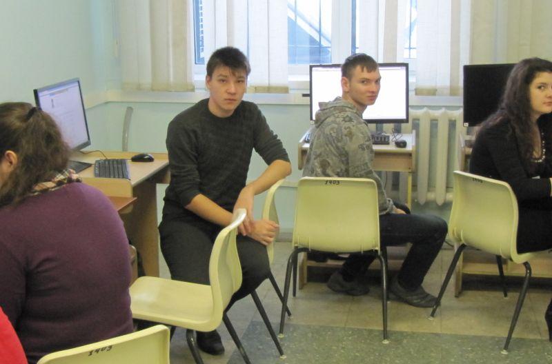 Новоселов Андрей и Сафончик Евгений