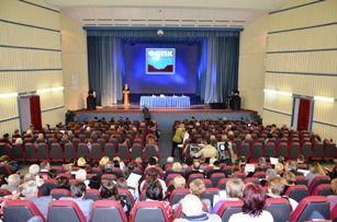 Активисты корпуса волонтеров филиала приняли участие в Шестом краевом профсоюзном форуме в г.Владивостоке