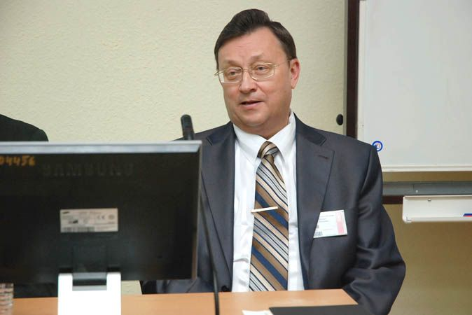 Профессор Шинковский презентовал коллективную монографию дальневосточных ученых