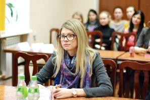 Старшекурсники кафедры ТГРБ ВГУЭС познакомились со своими работодателями