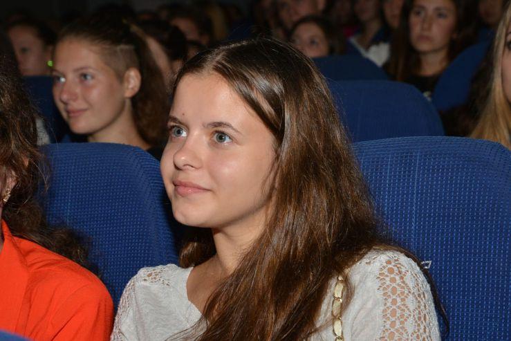 Новым студентам ВГУЭС рассказали об университетской жизни