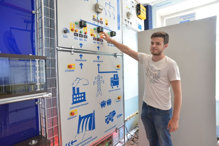 Заведующий интеллектуальной лабораторией Артём Евстифеев: «Мы готовы к чемпионату мира Worldskills»