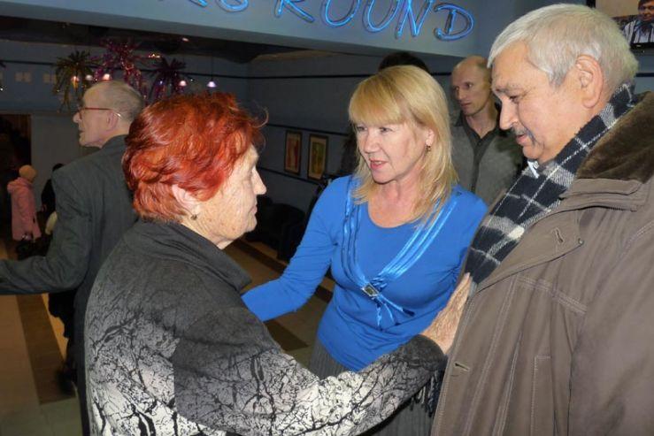 Торжественный вечер, посвященный 50-летию школы-интерната №2, состоялся в ТКК «Андеграунд»