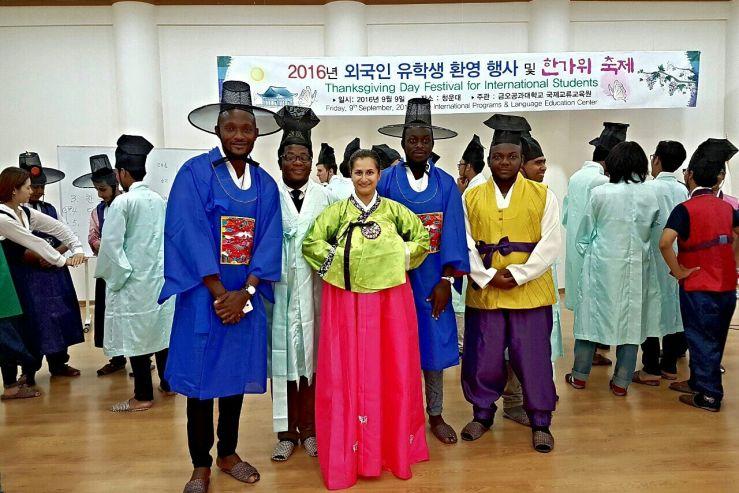 Магистранты ВГУЭС: «За дополнительными знаниями в области информационных технологий – в Корею!»