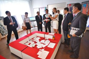 VSUES was visited by a delegation of rectors from the universities of Laos