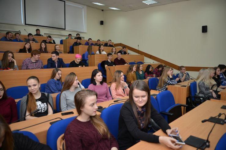 Студенты ВГУЭС навели телемост с Ростовом и Волгоградом