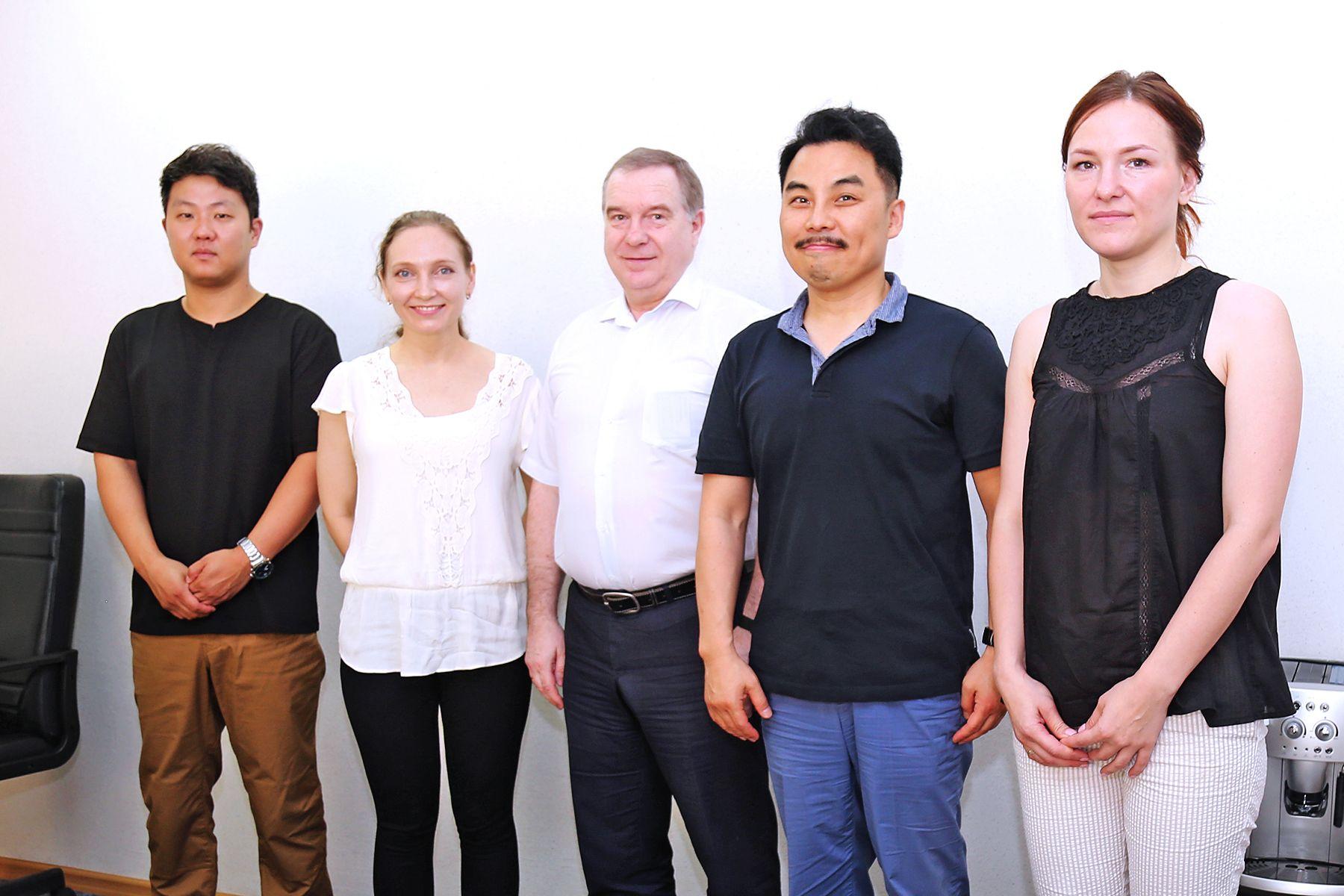 Студенты ВГУЭС смогут пройти курс МВА в престижном университете Республики Корея