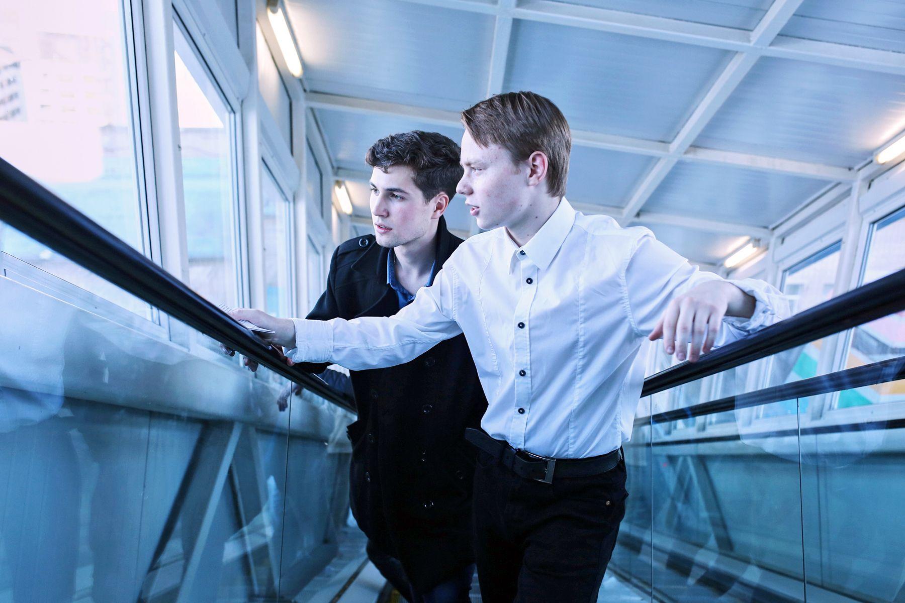 Будущих студентов знакомят с университетом первокурсники ВГУЭС