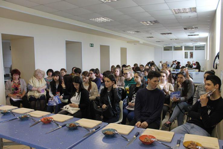 Встреча с работодателем «лицом к лицу»: ресторан «Супра» в гостях у студентов –технологов КСД ВГУЭС