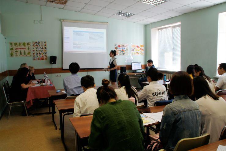 Проблемы русского языка в исследованиях китайских студентов
