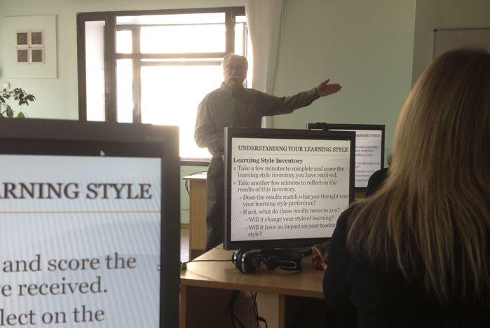 Специалист в области методики преподавания английского языка Роб Дэнин: «Учитывать познавательный стиль студента - важно»