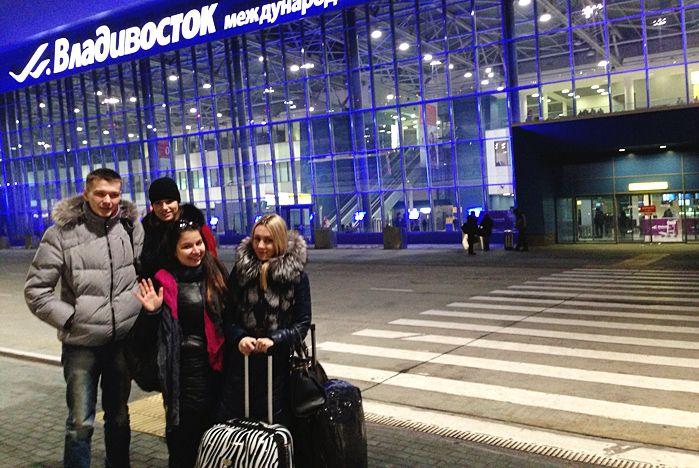 Волонтеры ВГУЭС отправились в Олимпийский Сочи