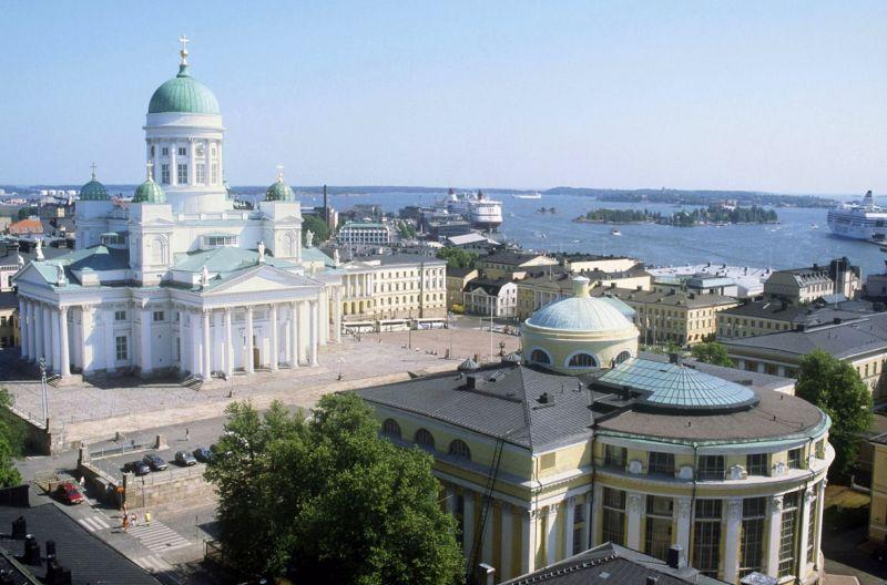 Финляндия. Хельсинки