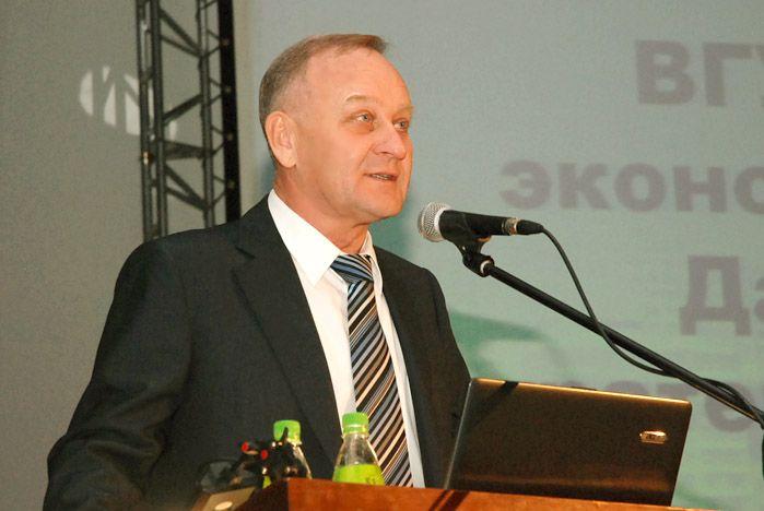 Ректор ВГУЭС Геннадий Лазарев представил стратегию развития ВГУЭС до 2016 года