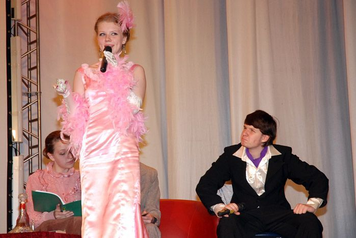Фестиваль театрального мастерства «Белая чайка» приглашает молодые таланты на сцену