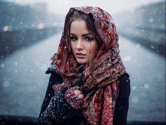 Мастер-класс «Двадцать способов красиво завязать платок» - 14 декабря