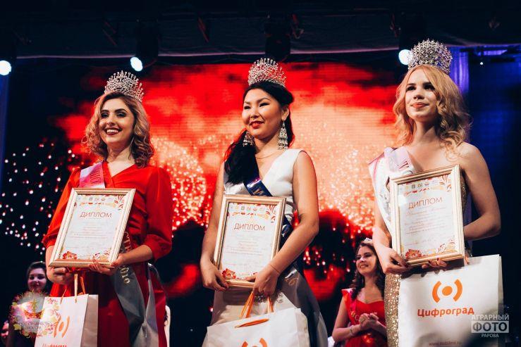 «Мисс студенчество ДВФО», студентка Высшей школы телевидения ВГУЭС Кристина Радченко об участии во всероссийском конкурсе