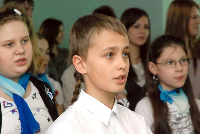 Накануне Дня Победы в Академическом колледже ВГУЭС вспоминали песни военных лет