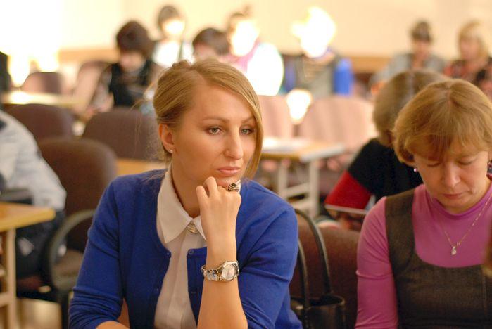 Во ВГУЭС 5-6 ноября проходит международная научно-практическая конференция, посвященная работе с талантливой молодежью