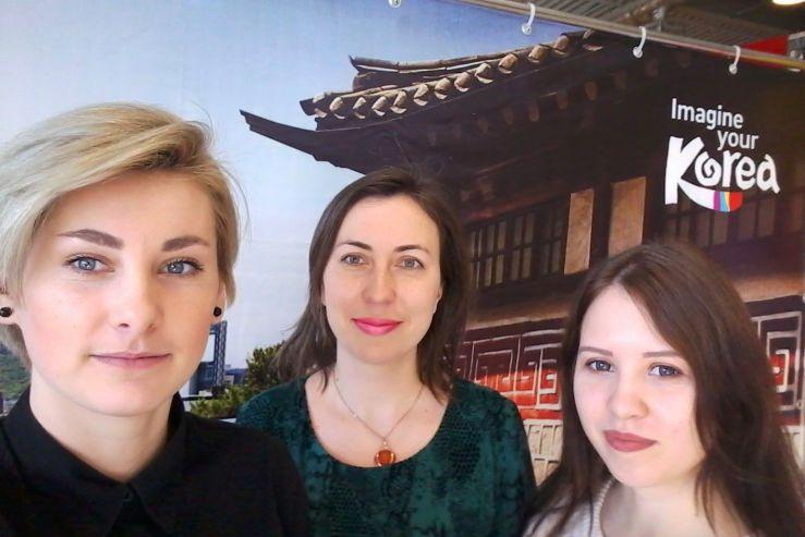 Компания «ВГУЭС ТРЭВЕЛ» приняла участие в ярмарке корейского туризма
