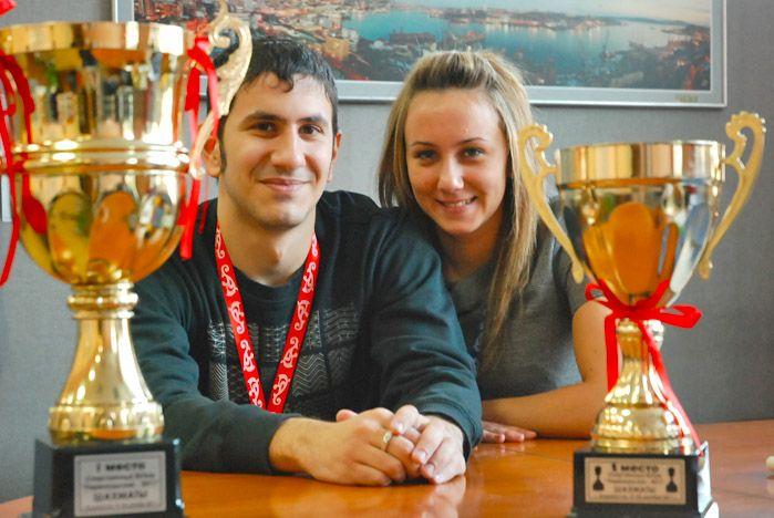 Шахматисты ВГУЭС – победители и призеры спартакиады «Первокурсник-2011»