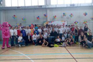 Волонтеры ВГУЭС приняли участие в проведении инклюзивного спортивного праздника