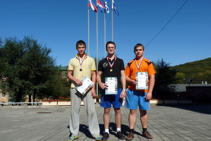 Учащиеся ШИОД – победители соревнований по легкой атлетике кубка Сибири и ДВФО
