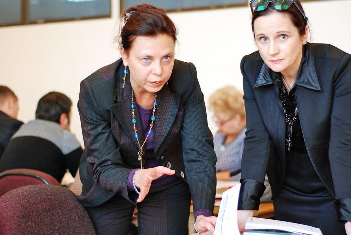 Сотрудники ВГУЭС совершенствовали управленческие навыки на семинаре «Разработка системы показателей эффективности вузов»