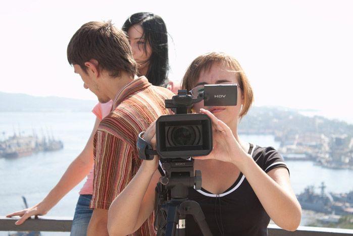 Cтудент ВГУЭС завершает работу над своим вторым кинофильмом