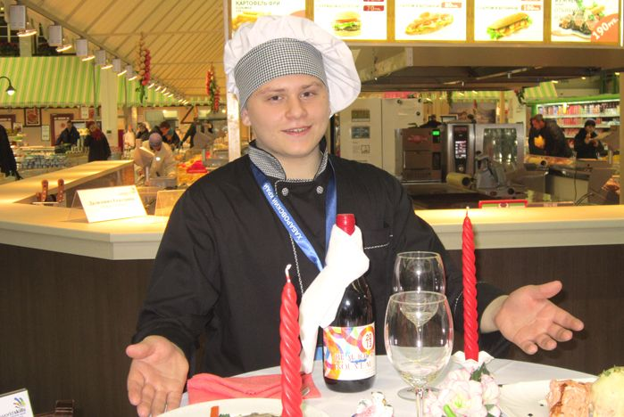 Студенты КСД ВГУЭС завоевали 1 место в региональном открытом чемпионате по профессиональному мастерству «World Skills» Russia 2013