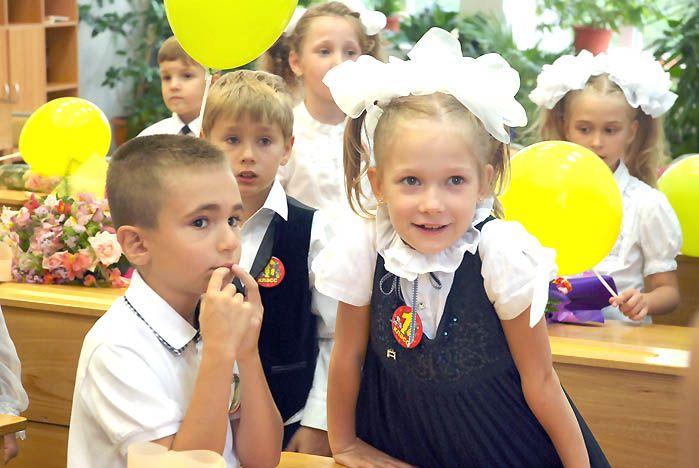 Первоклассники Европейской прогимназии ВГУЭС начали заниматься по программам международного бакалавриата