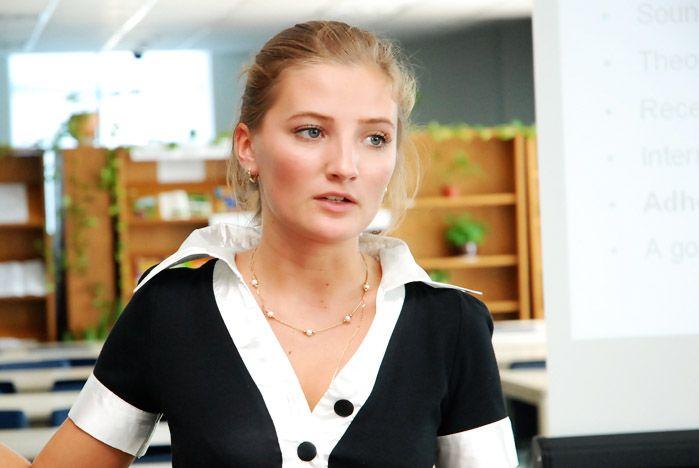 Выпускница ВГУЭС получит степень магистра в Университете Эрфурта (Германия)