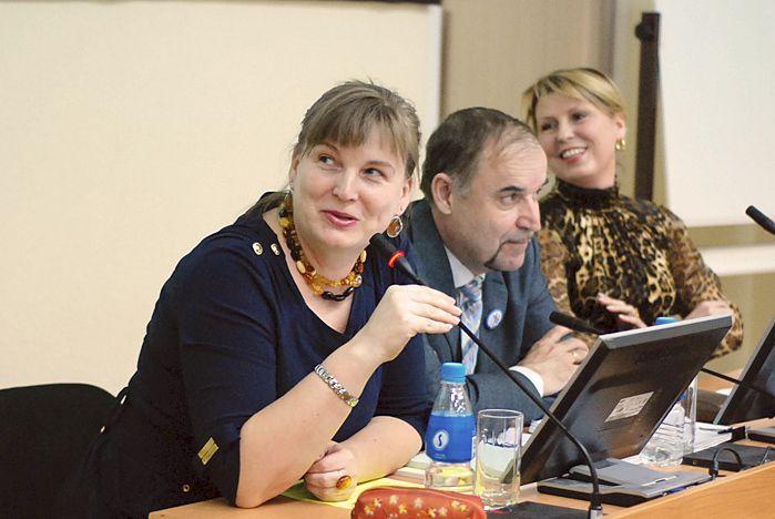 Организаторы подводят итоги Международной научно-практической конференции
