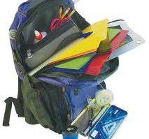 Готовимся к учебному году. Собираем портфель!