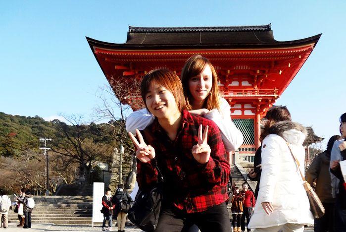 Студентки ВГУЭС прошли стажировку в Японском университете