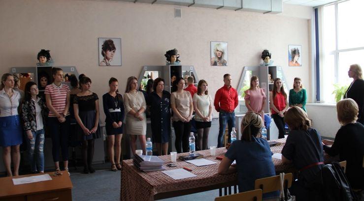 Выпуск СТИЛИСТОВ-ПАРИКМАХЕРОВ в филиале ВГУЭС в г. Уссурийске