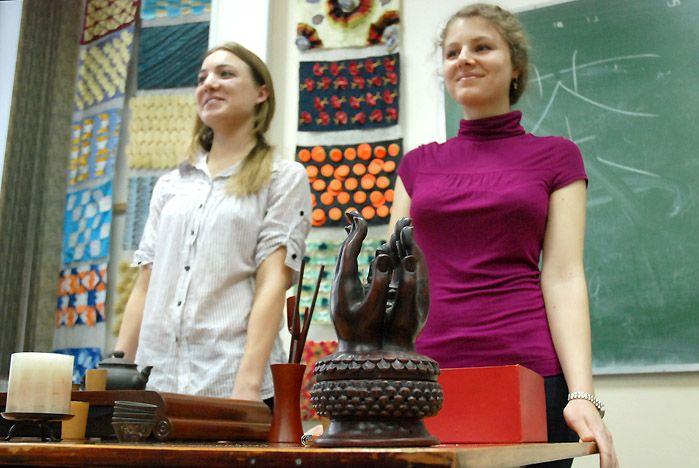Школьники узнали о традициях чаепития в Поднебесной