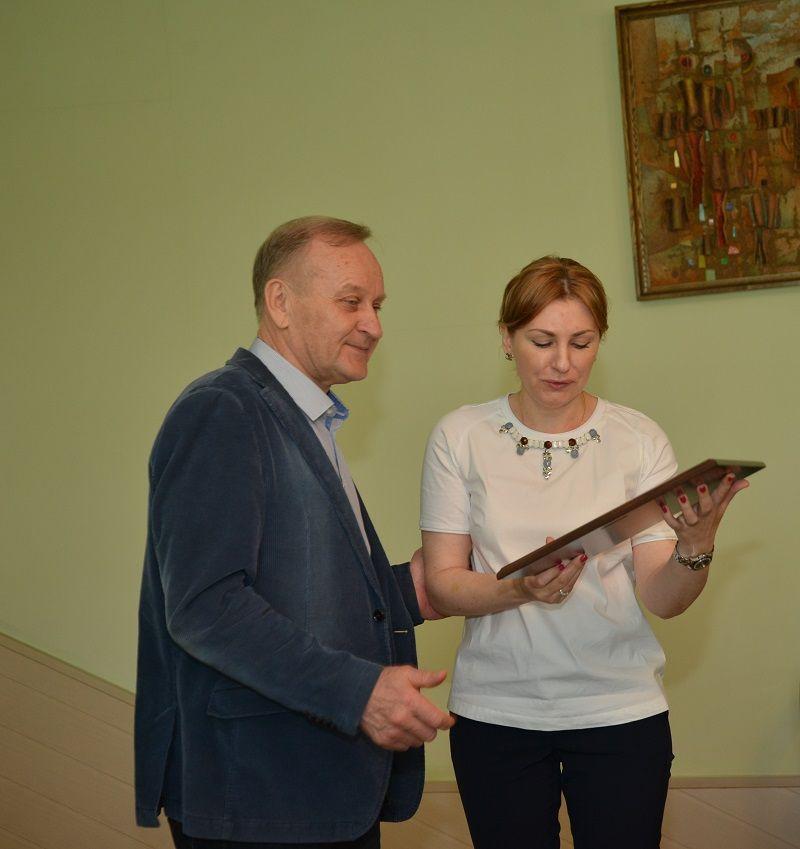 Татьяна Варкулевич: «За экономикой и управлением нужно идти во ВГУЭС»!