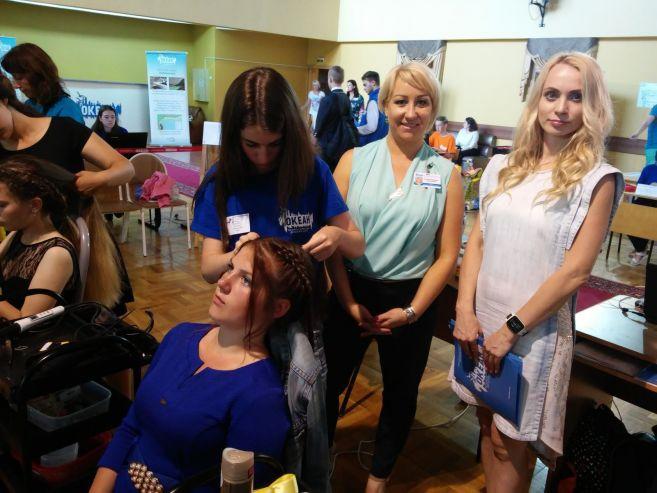 Профессиональная школа индустрии моды и красоты ВГУЭС принимает участие в проекте «Океан SKILLS»