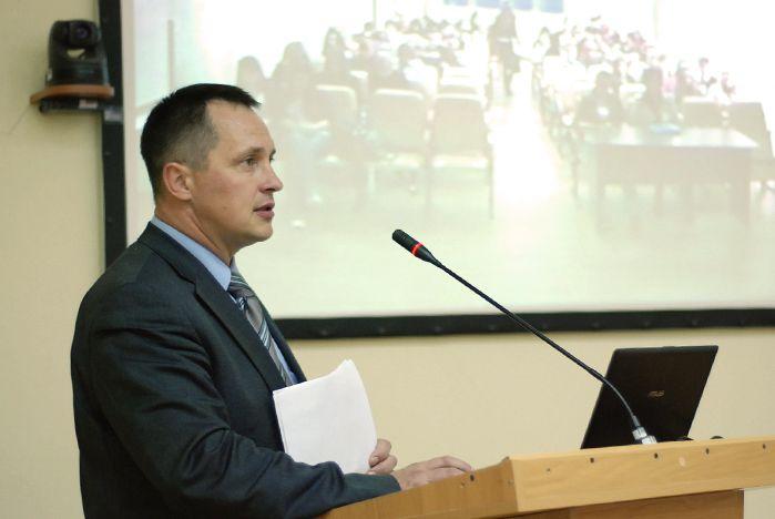 Профилактике профессиональных заболеваний научили во ВГУЭС