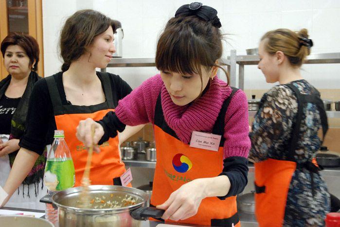 Мастер-классы по корейской кухне начинаются во ВГУЭС