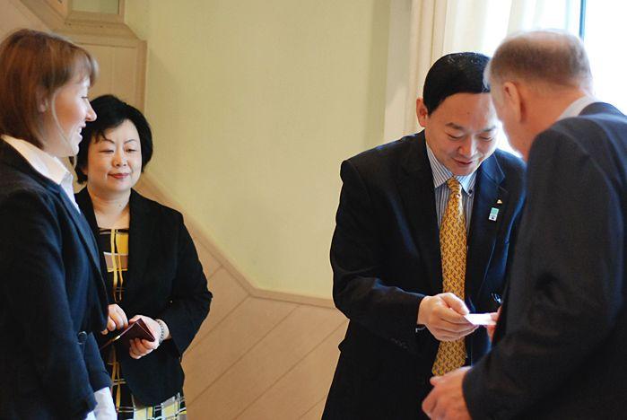 ВГУЭС и префектура Тояма готовят новые проекты
