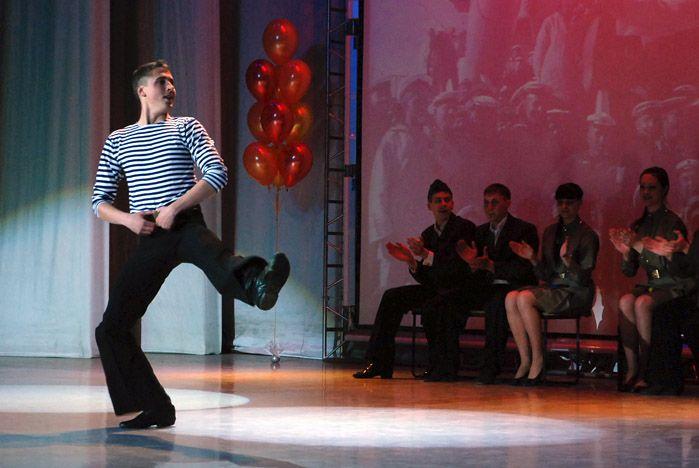 Во ВГУЭС состоялся праздничный концерт, посвященный Дню Победы