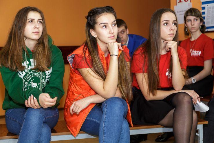 ВГУЭС представил самым умным старшеклассникам Приморья широкий спектр возможностей