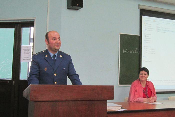 Кафедра публичного права ВГУЭС провела первые Озёринские чтения